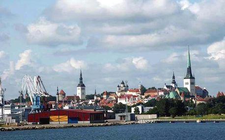 Malý okruh Pobaltím s možností výletu do Helsinek