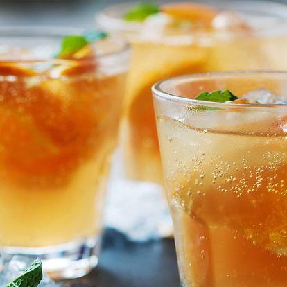 Dva drinky z Tatranského čaje podle výběru