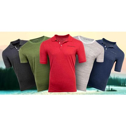 Pánská trička Alpine Pro na sport i volný čas