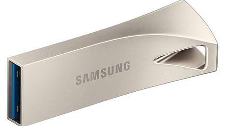 USB Flash Samsung Bar Plus 32GB stříbrný (USB 3.1) (MUF-32BE3/EU)