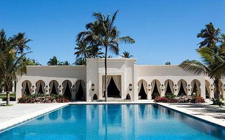 Zanzibar - Baraza Resort and Spa na 9 dní, all inclusive s dopravou letecky z Prahy