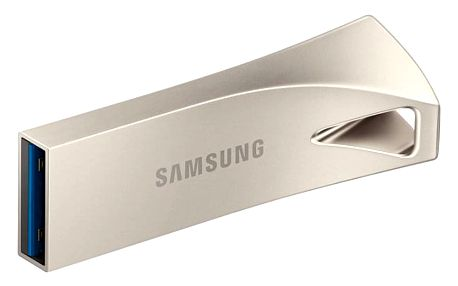 USB Flash Samsung Bar Plus 32GB stříbrný (USB 3.1) (MUF-32BE3/EU)