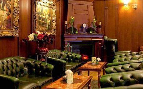 Piešťany: wellness pobyt v Hotelu Sergijo **** s polopenzí a procedurami