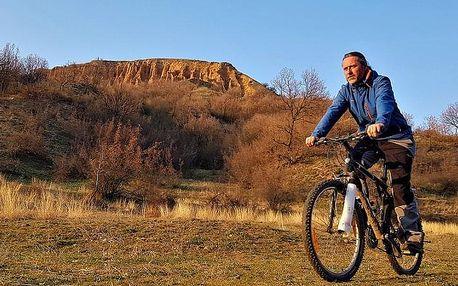 Pod bulharským sluncem - cyklo