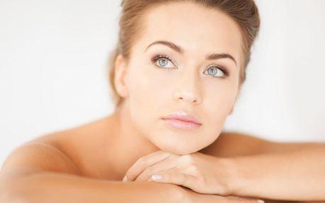 Kosmetické ošetření pleti či úprava a barvení řas