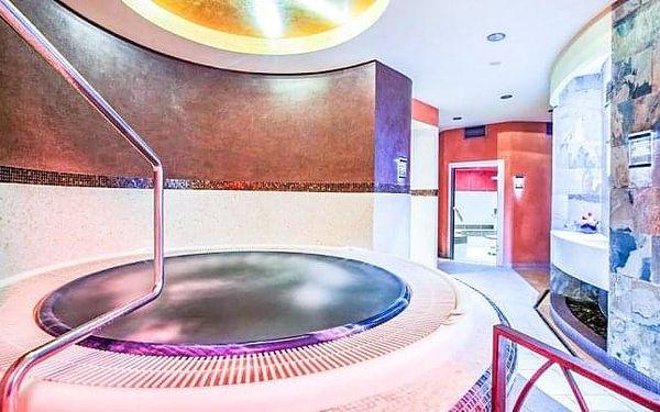 Trenčín: luxus v Hotelu Magnus **** s neomezeným wellness a polopenzí