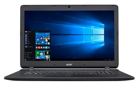 Notebook Acer Aspire ES17 (ES1-732-C02L) černý (NX.GH5EC.002)