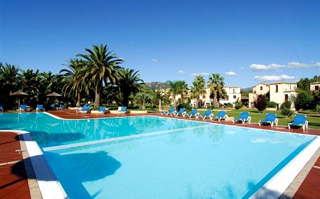 Itálie - Sardinie na 8-15 dnů