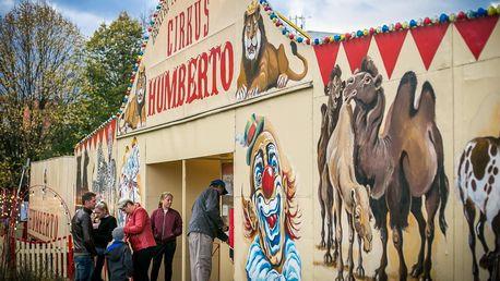 Cirkus Humberto přijíždí do Frýdku-Místku