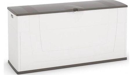 KIS Karisma úložný box 200L, bílo-šedý