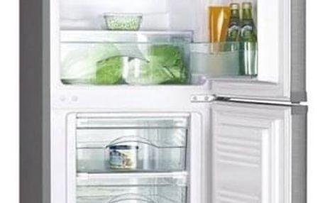 Chladnička s mrazničkou Goddess RCD0147GX9 nerez