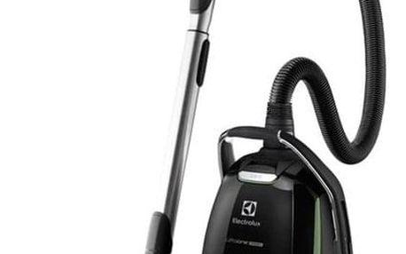 Vysavač podlahový Electrolux UltraOne EUO9GREEN černý/zelený