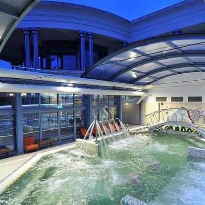 Eger, hotel Eger**** s neomezeným wellness, Eger, Maďarsko