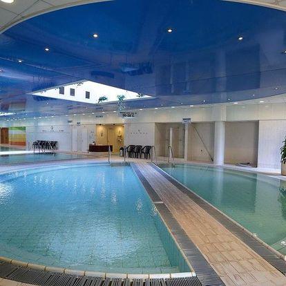 Budapešť, luxusní hotel Danubius Helia Resort**** u centra města s termálními bazény, Budapešť, Maďarsko
