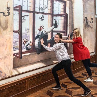 Vstupenky do Muzea iluzivního umění