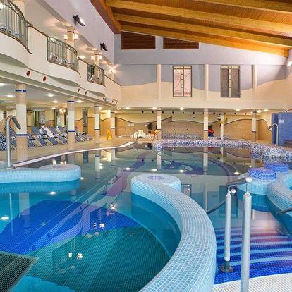 Zalakároš, Hotel Karos Spa**** s rozlehlým wellness, Zalakároš, Maďarsko