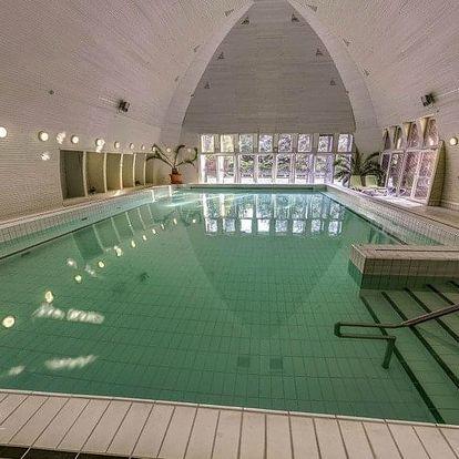 Hévíz, Hunguest Hotel Helios*** uprostřed chráněného parku s neomezeným wellness, Hévíz, Maďarsko