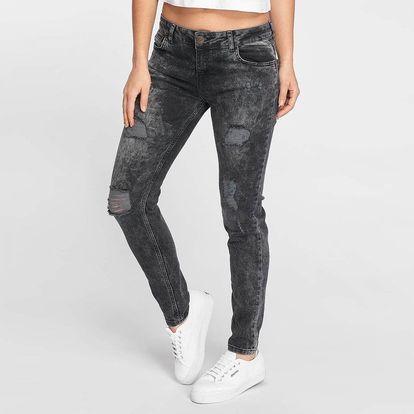 Just Rhyse / Boyfriend Jeans Bubbles in grey S