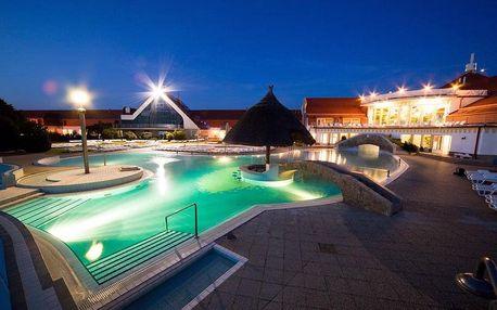 Kehidakustány, Kehida Termal Hotel**** s propojeným vstupem do vnitřních i vnějších lázní, Kehidakustány, Maďarsko