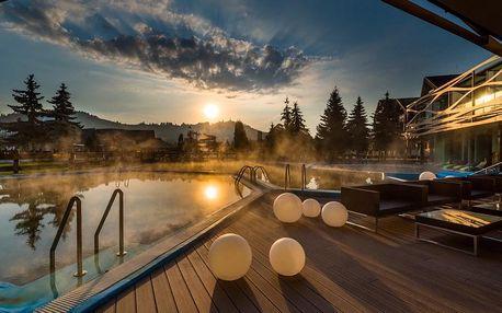 Bešeňová, Hotel Galeria Thermal Bešeňová**** v areálu vodního parku, Bešeňová, Slovensko