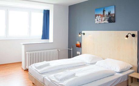 Levné a pěkné ubytování v Praze s dětmi zdarma