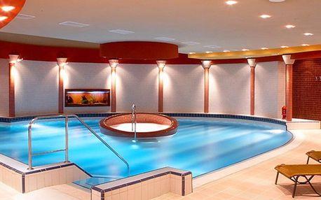 Dunajská streda, Wellness Hotel THERMA**** s polopenzí a bohatým wellness u termálních lázní, Slovensko