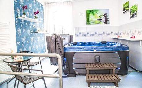 Lázně Libverda: relax v Penzionu Montána s polopenzí a wellness či procedurou