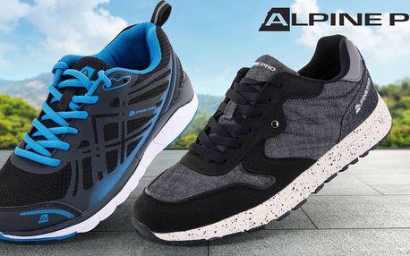 Boty Alpine Pro: pánské do města, unisex na sport