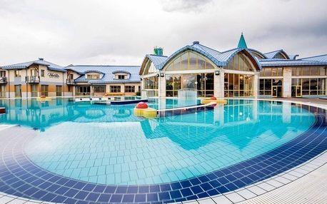 Sárvár, Park Inn**** v rozlehlém lázeňském komplexu, Šárvár, Maďarsko