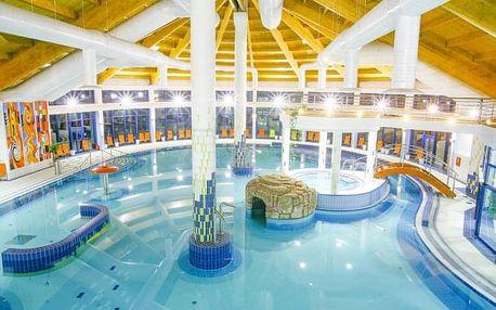 Wellness Hotel Patince **** s neomezeným termálním wellness a výhodami