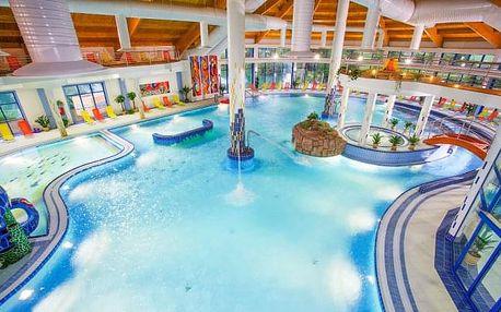 Slovensko: Wellness Hotel Patince **** s neomezeným termálním wellness