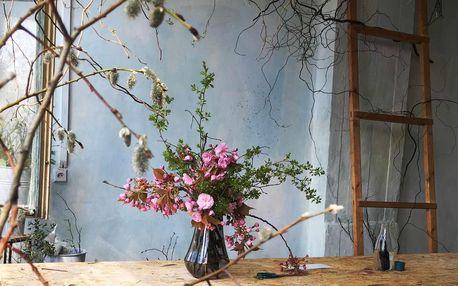 Květinový workshop pro 1 či pro 2 v Pragovce