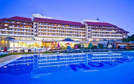 Tapolca v Hunguest Hotelu Pelion **** s termálním wellness a léčivou jeskyní