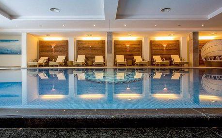 Szentgotthárd, luxusní Gotthard Therme Hotel**** s termálními lázněmi, Szentgotthárd, Maďarsko