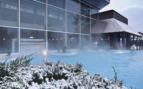 Bükfürdő, Health Spa Hotel Bük**** s termální vodou, Bük, Maďarsko