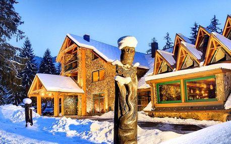Nízké Tatry, Feng shui hotel Tri Studničky**** se vstupem do wellness, Nízké Tatry, Slovensko