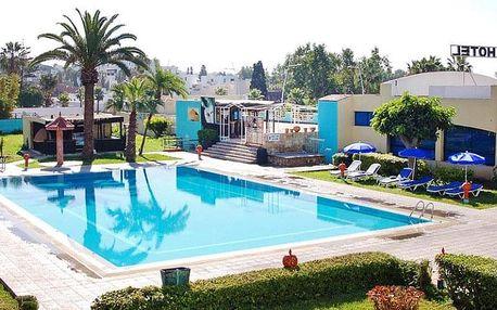 Maroko, Agadir, letecky na 8 dní snídaně