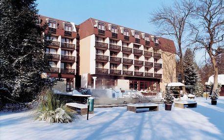 Sárvár, hotel Danubius Health Spa Resort **** s termálními bazény, Šárvár, Maďarsko