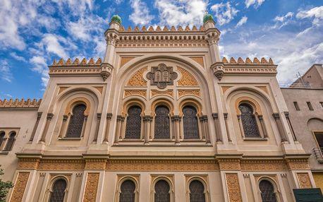 Celodenní prohlídka pražského židovského ghetta