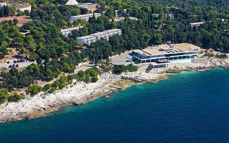 Chorvatsko, Istrie, vlastní dopravou na 8 dní bez stravy