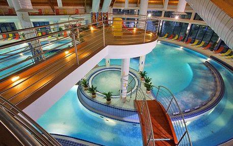 Patince, Wellness Hotel Patince**** v areálu termálního koupaliště, Komárno, Slovensko