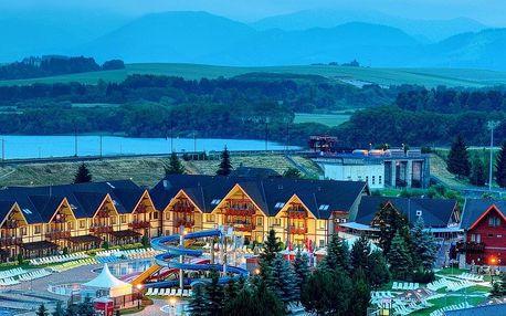 Bešeňová, hotel Bešeňová***⁺ přímo v areálu vodního parku, Bešeňová, Slovensko