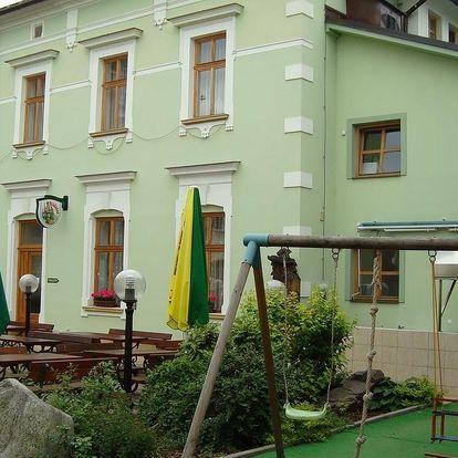 Trutnov: Hotel Krakonoš