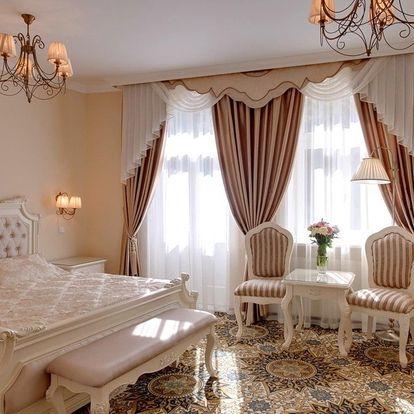 Jaro v Karlových Varech s pobytem v hotelu Saint Petersburg a polopenzí