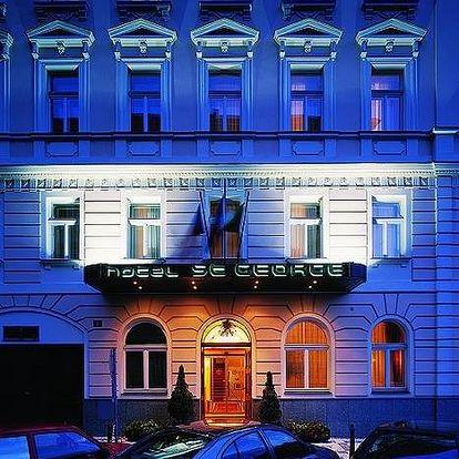 Praha: Hotel Saint George