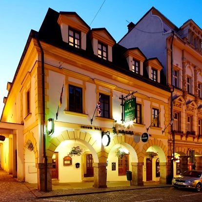 Trutnov: Hotel Nelly Kellys
