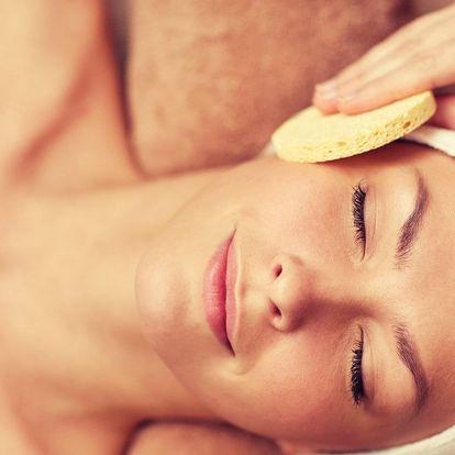 Omlazujicí 80minutové kosmetické ošetření
