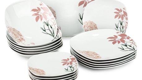 Altom sada porcelánových talířů Grace, 18 ks