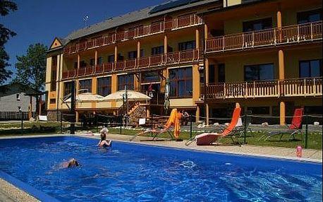 Romantický pobyt pod Gerlachom pro dva s privátním vstupem do wellness a masáží v hotelu Avalanche