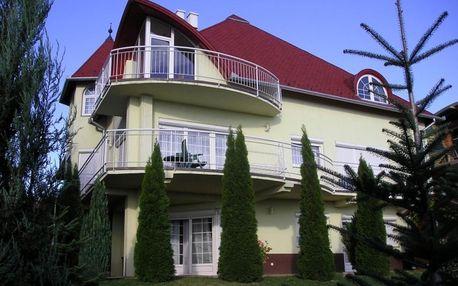 Maďarsko: Villa Karibu Hévíz